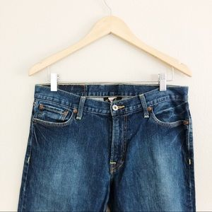 Vintage Straight Lucky Jeans